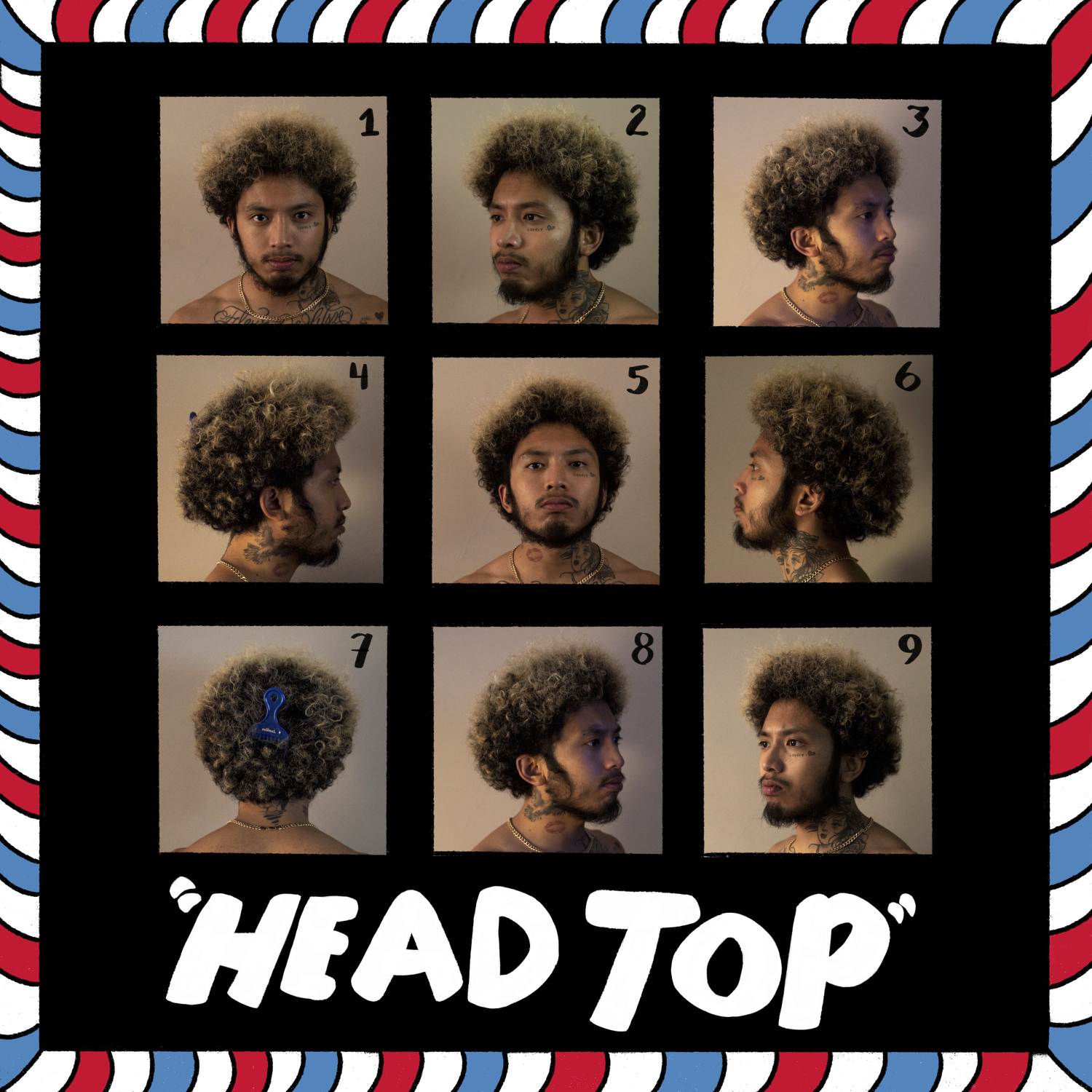 """RUSSELL! Drops """"In Da Club"""" Inspired Music Video For """"HEADTOP"""""""