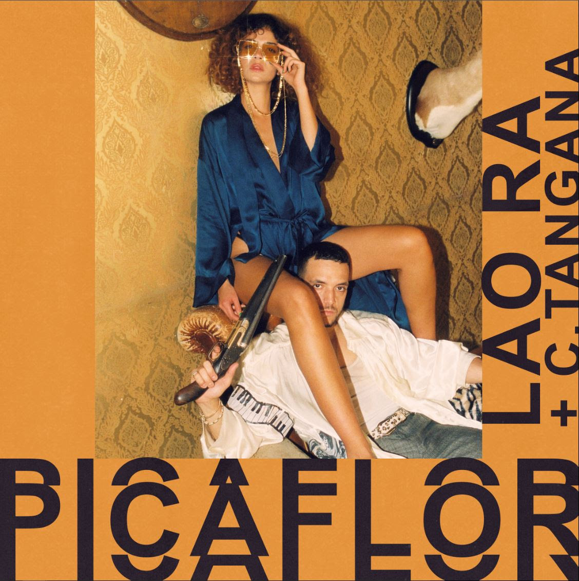 """Lao Ra Returns with New Single """"Picaflor"""" feat. C. Tangana [Video]"""