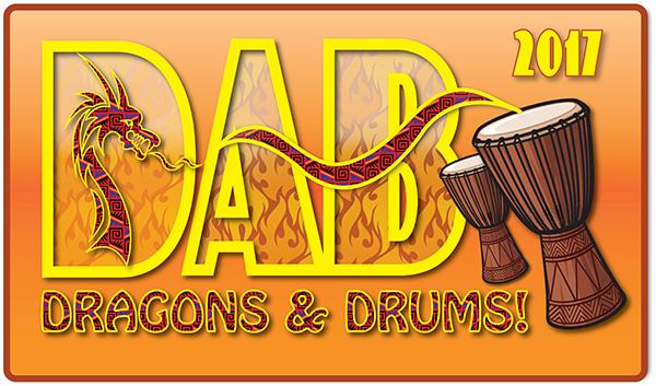 Dragon Ass Ball: Dragons & Drums