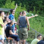 Verbandsspiel gegen FC Unterafferbach (1. Mannschaft) 09/10
