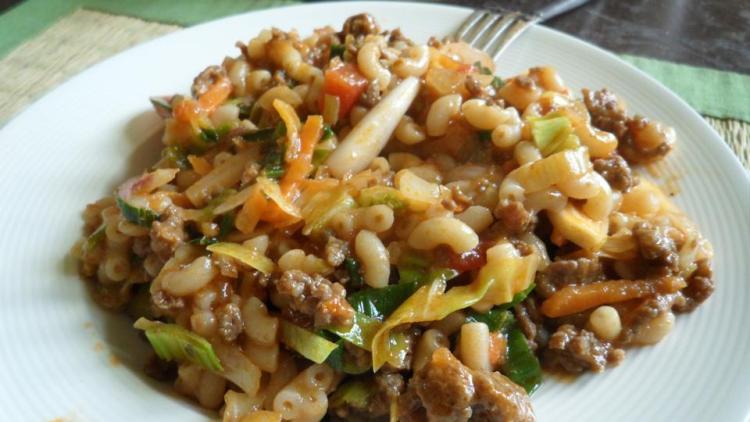 Macaroni food
