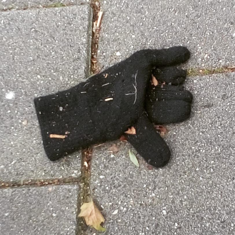 Verloren handschoen #5