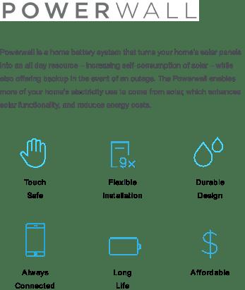 Tesla Powerwall Enquiry Form