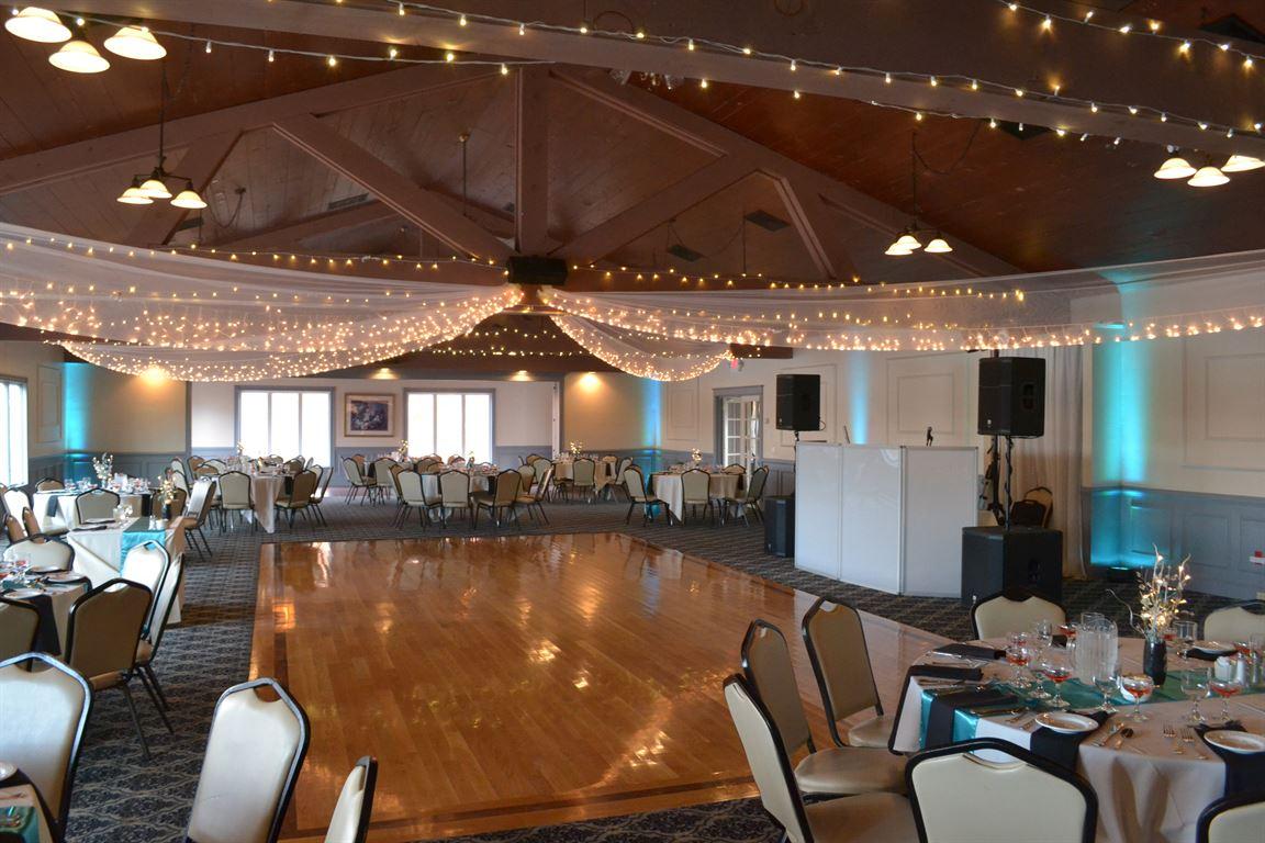 Crystal Lake Golf Club Wedding Disc Jockey Burrillville RI