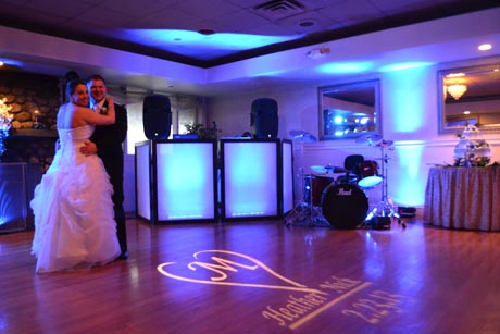 lighting ri ma wedding dj