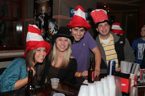 Stupid Hat Party at Caribbean Breeze in Ballston, Arlington, Virginia