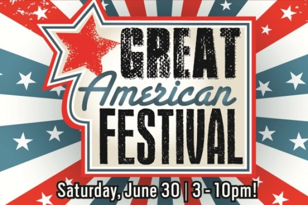 Great American Festival DC: Sat 6/30 National Harbor Waterfront