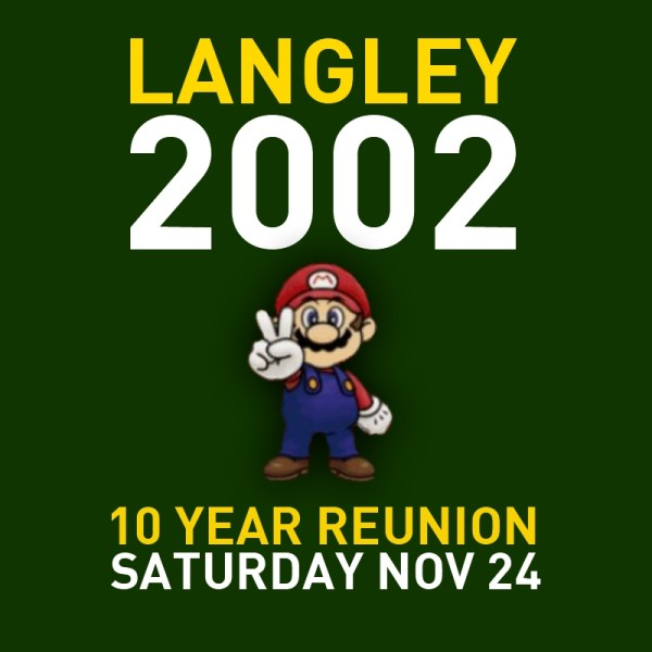 Langley High School class of 2002 Reunion