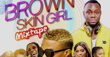 DJ Maff Brown Skin Gril Mix