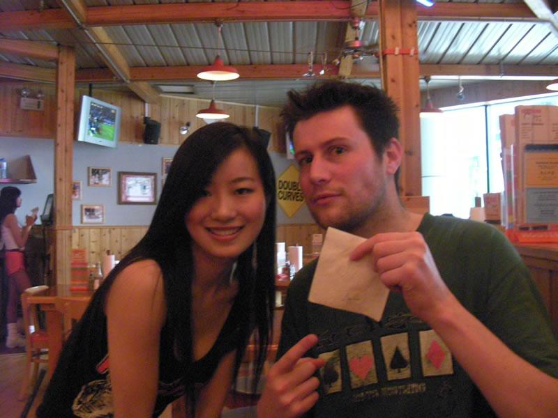 Olis Blog Hooters Shanghai