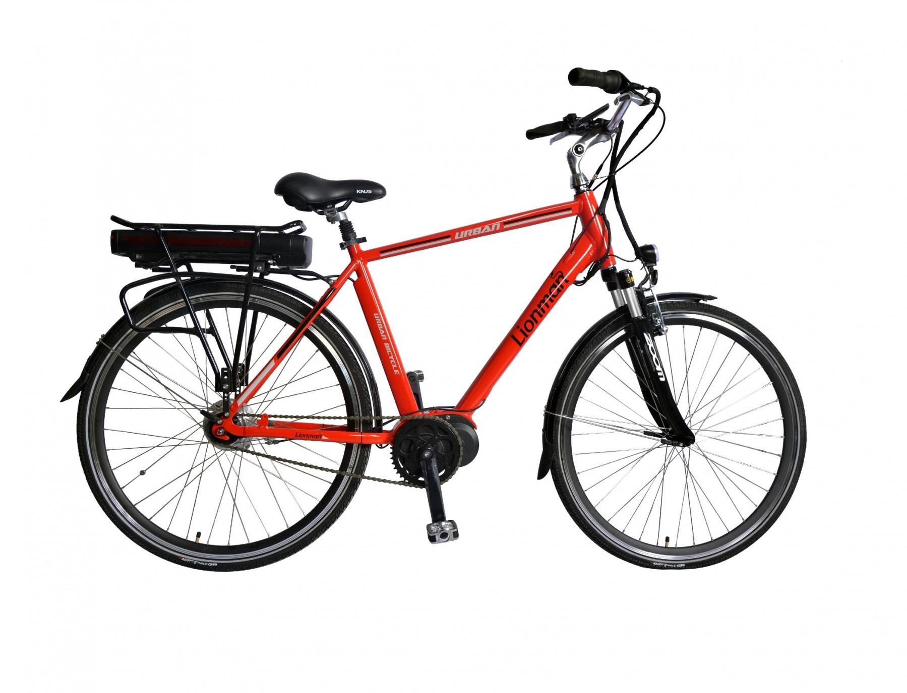 Electric Bicycle Aluminium Frame 28 Easy Ride Ii Man