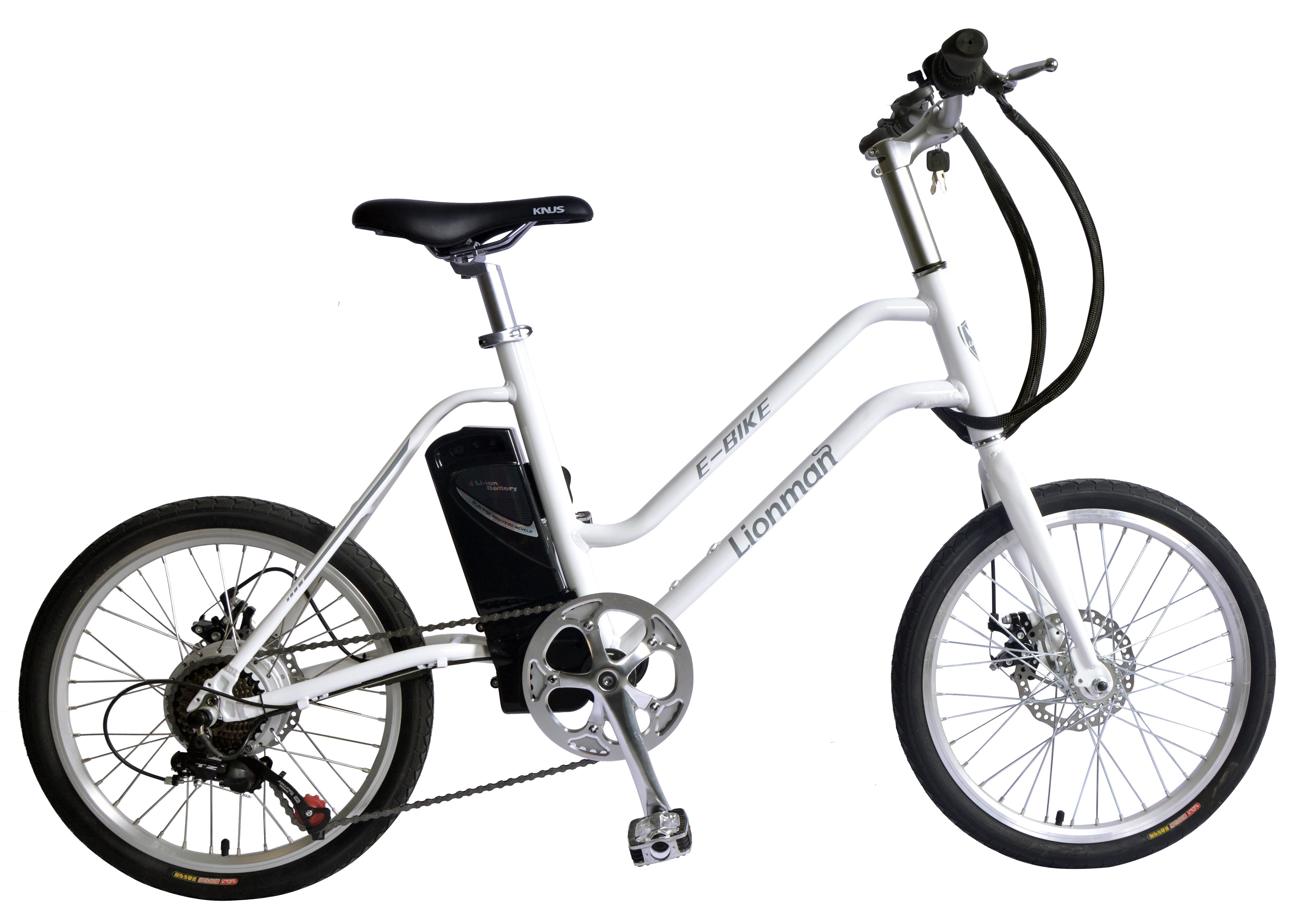 Electric Bicycle Aluminium Frame 20 Easy Ride Uni