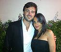 Leslie & Steven