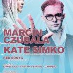 Incognito w/ Red Sonya, Marcin Czubala, Kate Simko