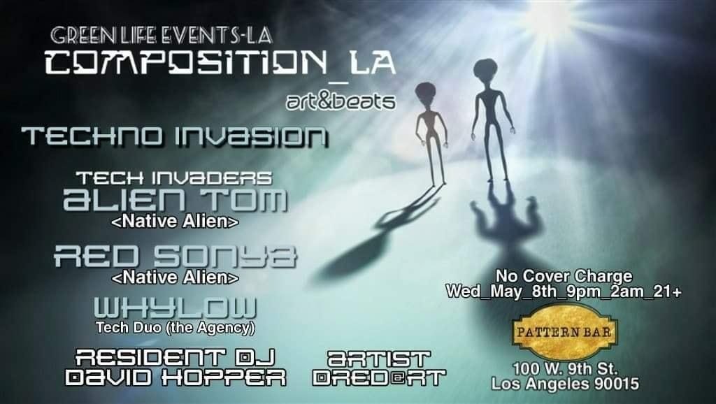Composition LA Techno Invasion