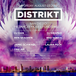 Distrikt Burning Man 2019 Fundraiser