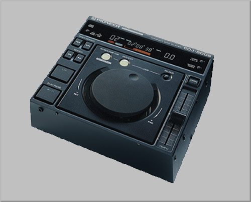 Pioneer CDJ500s  CDMedia Players  DJResource
