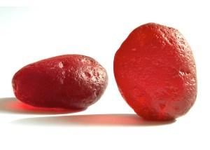 Jewel Red Stone