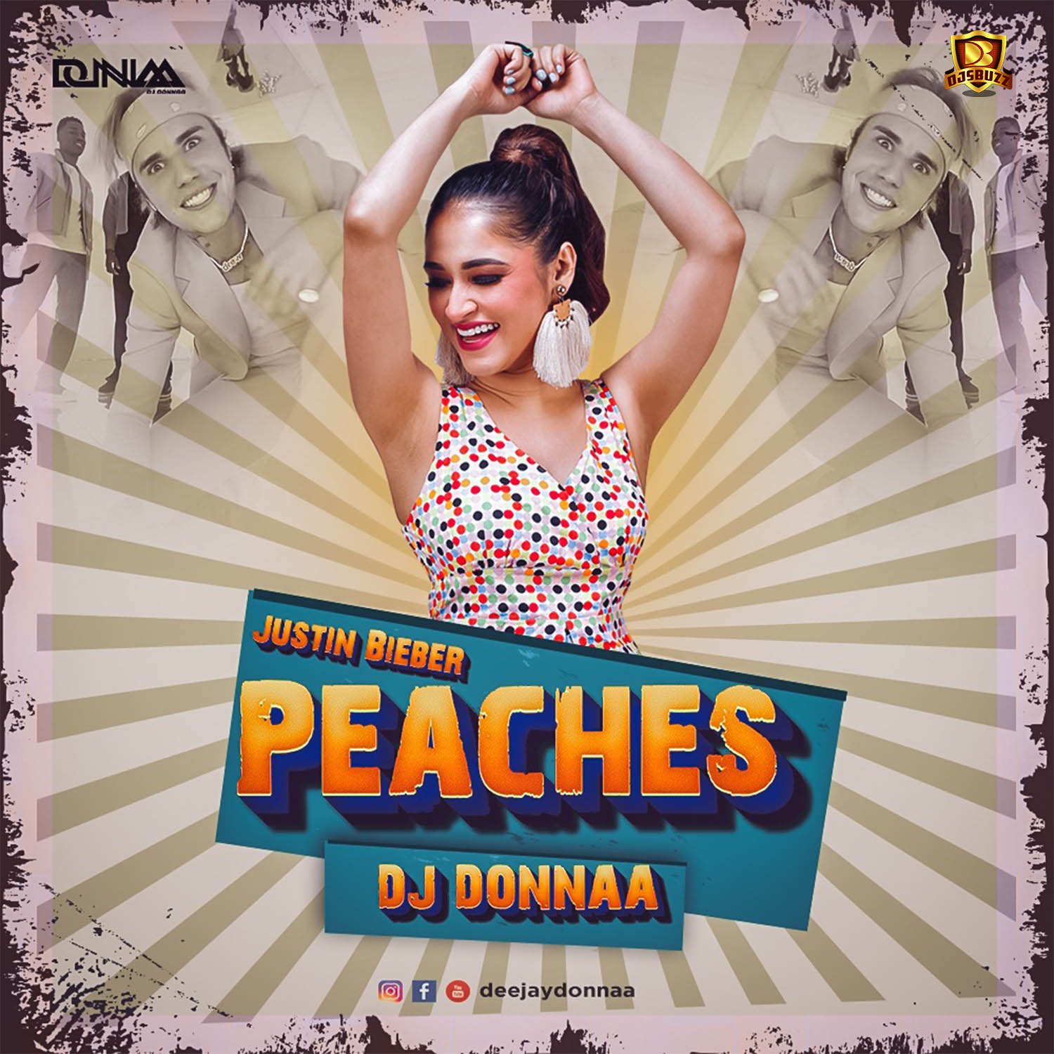 Justin Bieber – Peaches (Remix) – DJ DONNAA