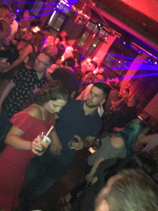 40th birthday party DJ hire