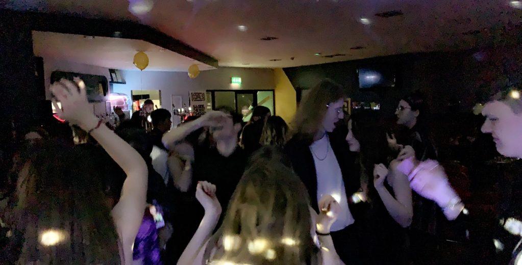 18th birthday party fun