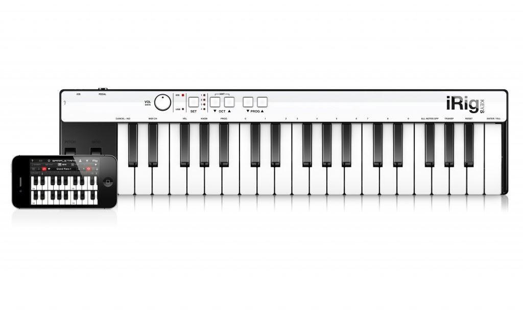 IK MULTIMEDIA IRIG KEYS MIDI KEYBOARD