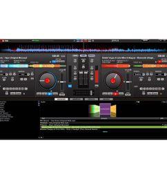 controller virtual dj pro full  [ 1200 x 800 Pixel ]