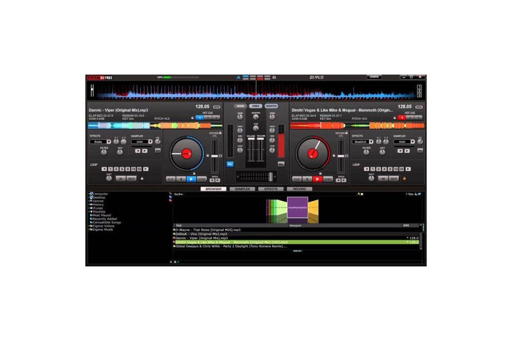 medium resolution of  controller virtual dj pro full