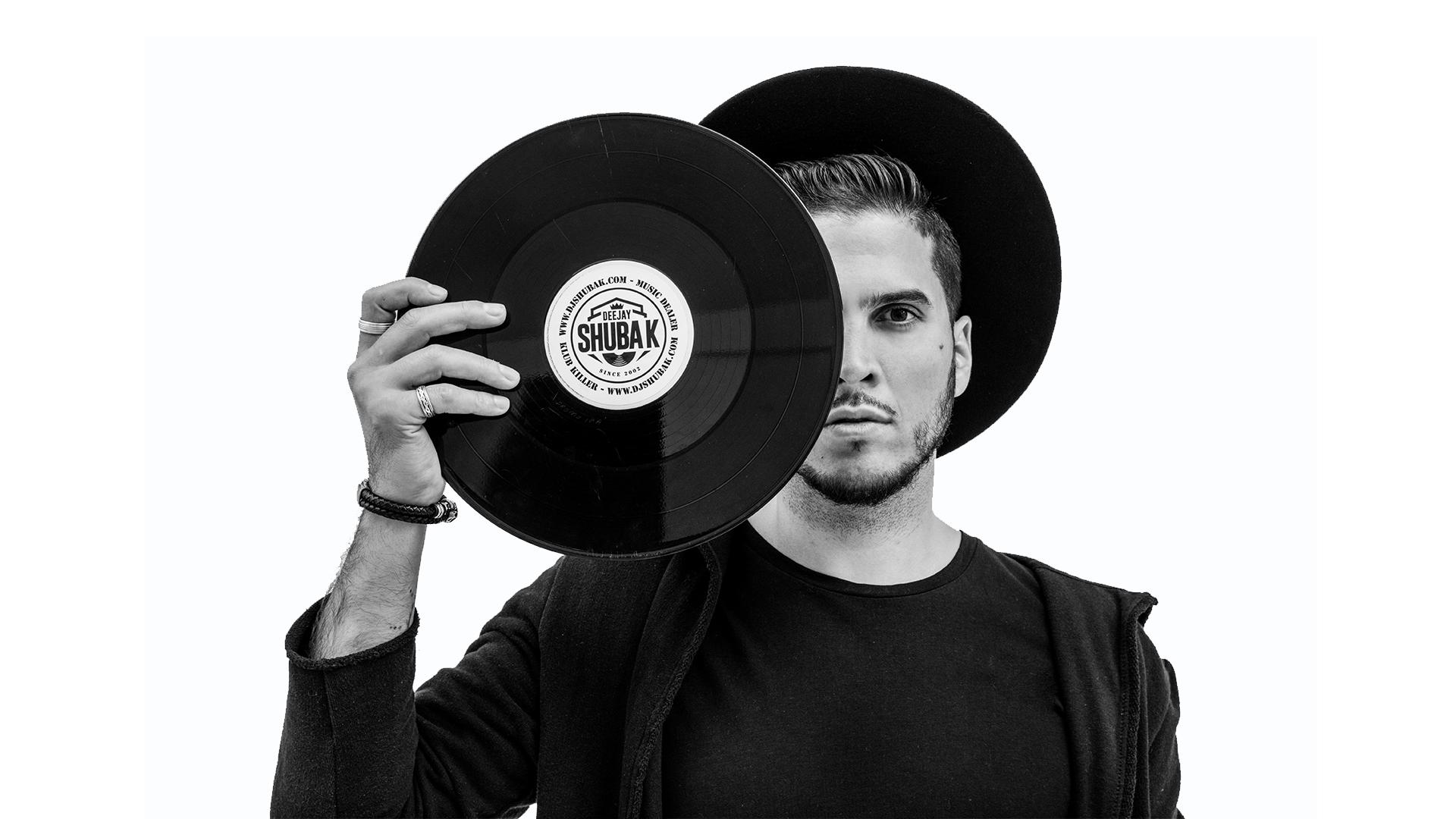 DJ SHUBA K - Site Officiel