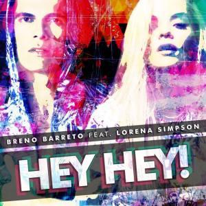 Lorena Simpson e Breno Barreto, DJ