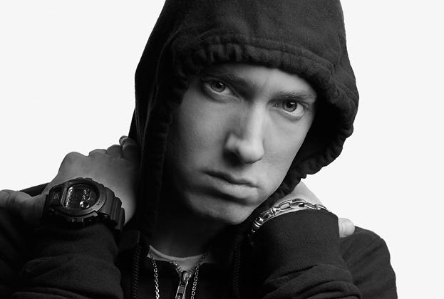 Eminem no Lollapalooza 2016