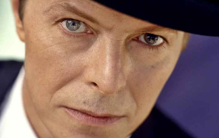 David Bowie em 2013