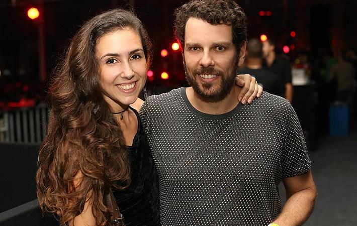 Lady e Claudio Rocha Miranda fundador do RMC e Rio Music Carnival 2016