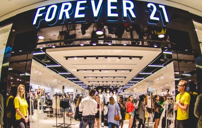 Forever-21-inaugura-loja-no-Bossa-Nova-Mall