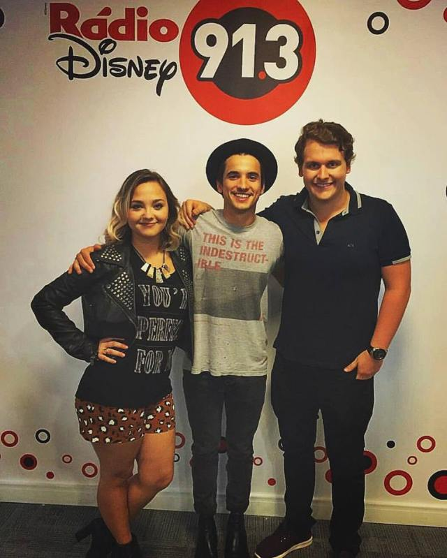 bruno martini na disney radio