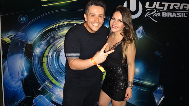 Raul Mendes e Love