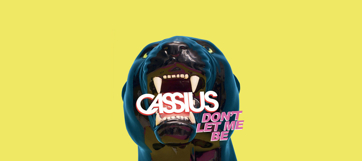 "Dupla francesa Cassius anuncia o álbum ""Dreems"""