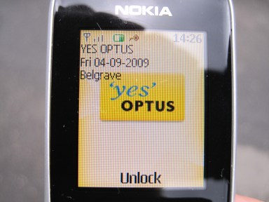 Here is Belgrave by Optus