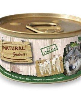 våtfoder hund lamm