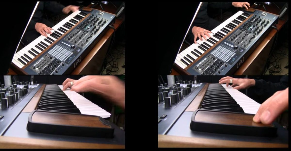 Arturia PolyBrute Synthesizer Musical Demo