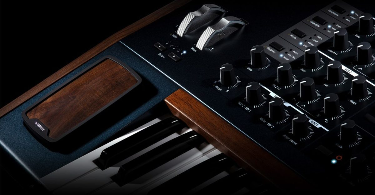 Arturia Polybrute Synthesizer Hands-On Demo