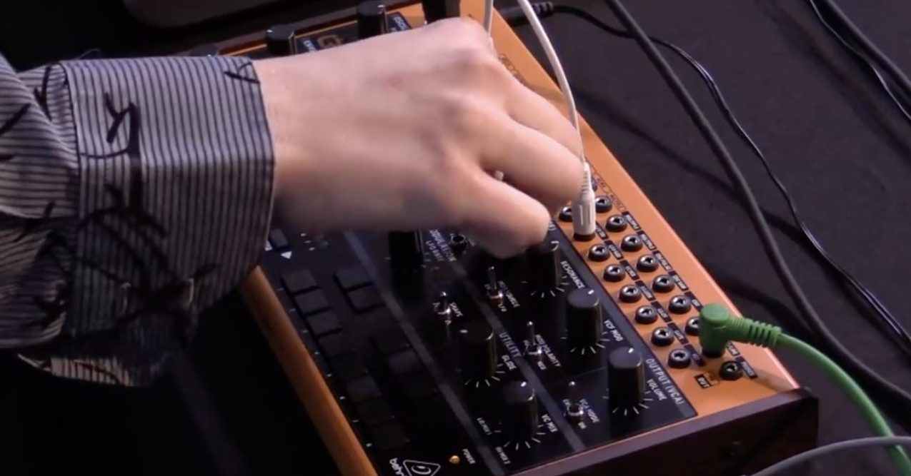 20 Generative & Experimental Patches For The Behringer Crave