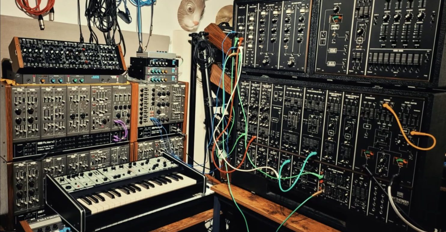 Roland's Vintage & Modern Modular Systems Compared