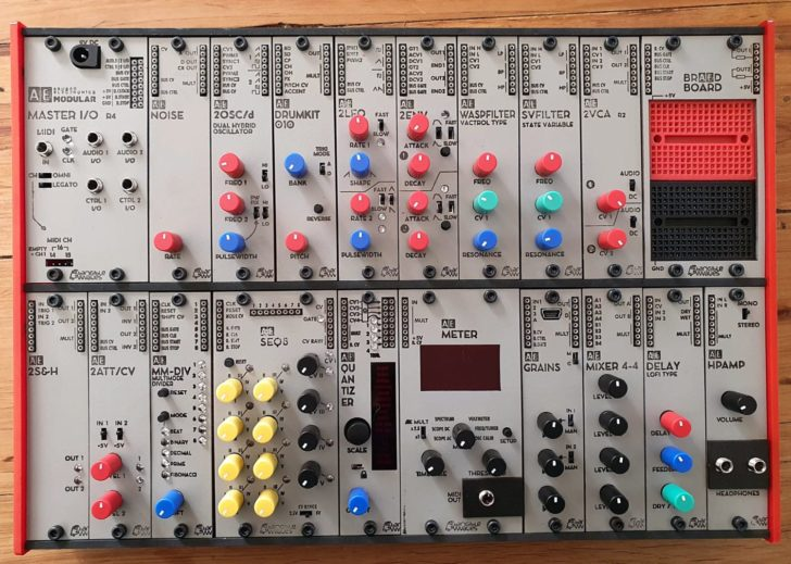 AE Modular Synth Explorer Ultimate A Full-Featured Modular For Learning Synthesis