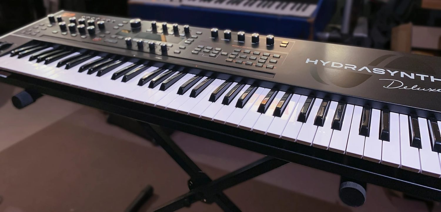 """ASM Hydrasynth Deluxe Review – """"It's A Whopper!"""""""