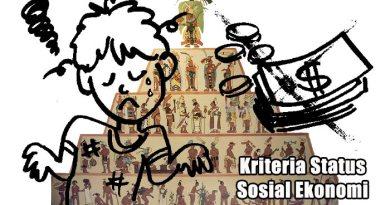 Status sosial ekonomi