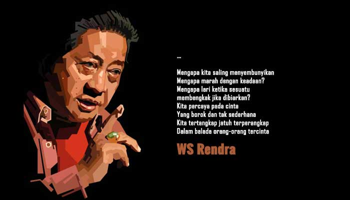 Puisi Balada WS Rendra