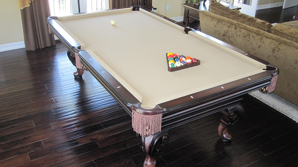 Two pool tables one house pool table service billiard supply orange county ca dk billiards - Pool table house ...