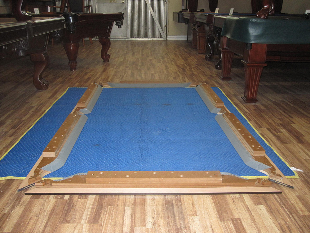 chair rail upside down movie theater birth of a fusion dk billiards pool table movers and repair