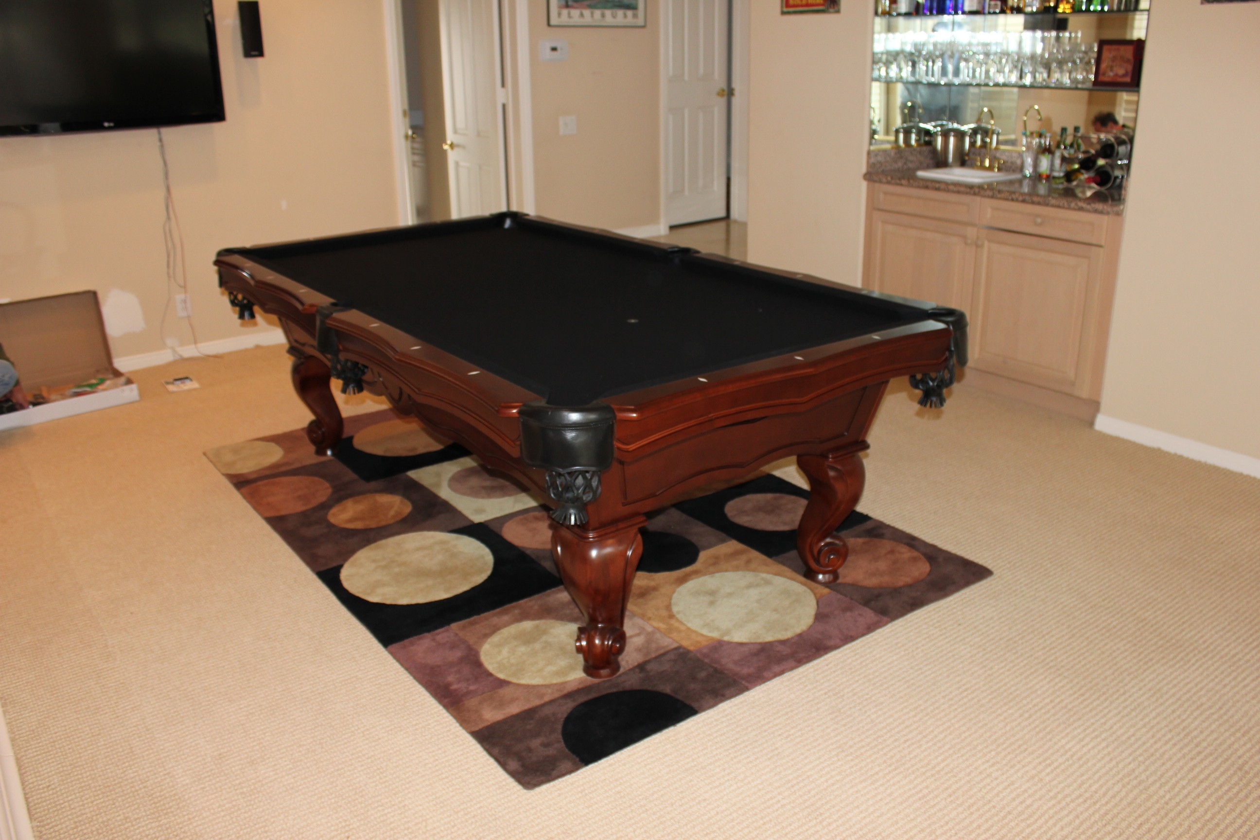 Billiard Table Setup Archives Page Of Pool Table Service - Pool table key